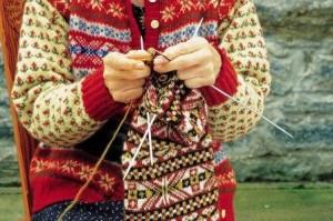 Pletenje nogavic