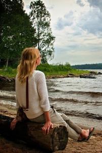 Meditacija na obali