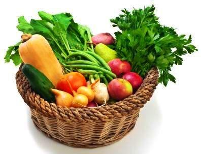 Zdravo sadje in zelenjava